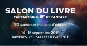 The Project Tensions Au Salon Du Livre Fantastique 14 15